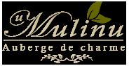 Auberge U Mulinu Corse du Sud, hôtel restaurant Logo